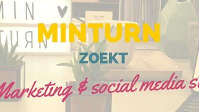 Marketing & Social Media stage Amsterdam