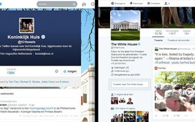 Twitter krijgt nieuwe Facebook look